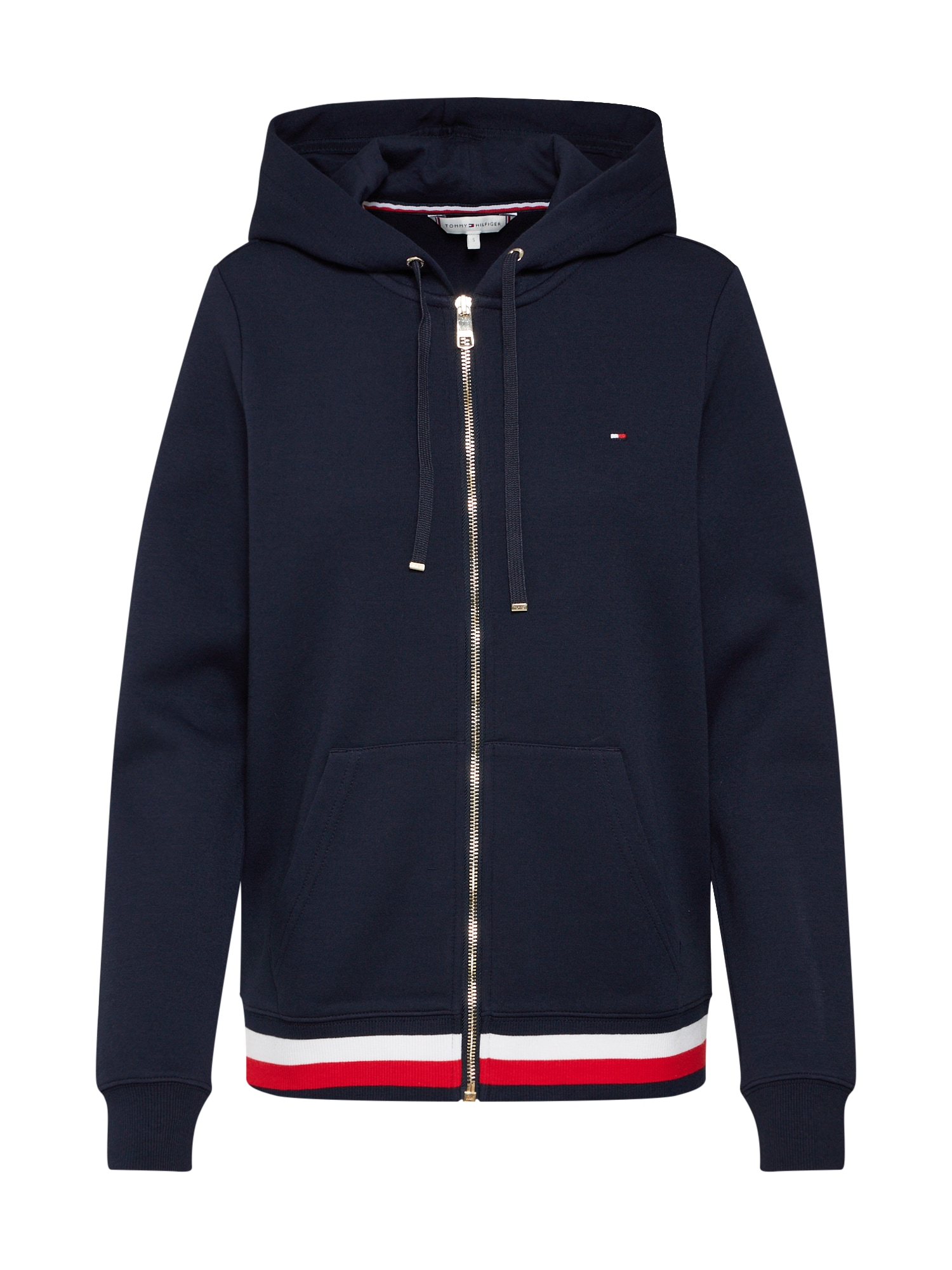 Sweatjacke ´HERITAGE ZIP-THROUGH´