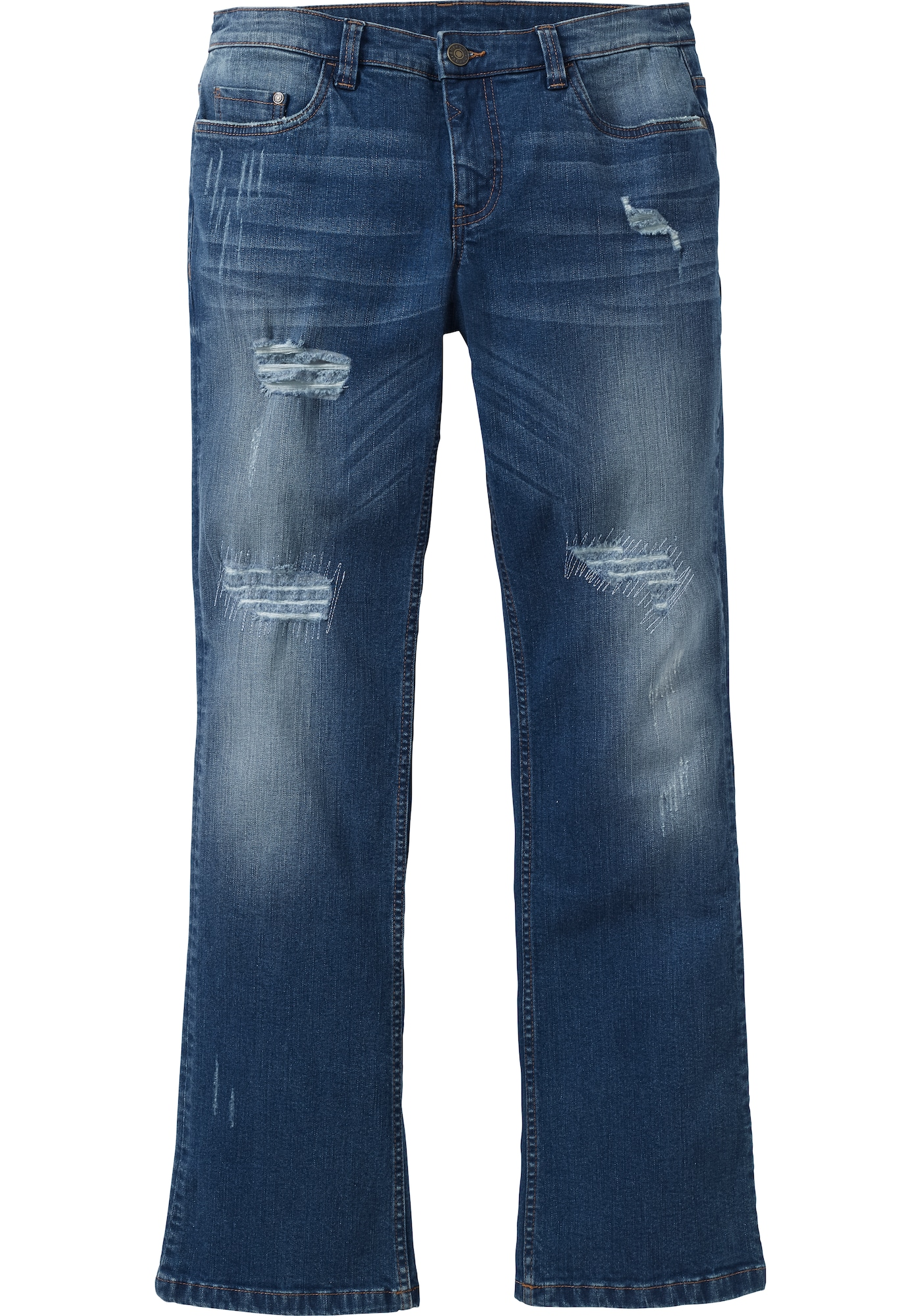 ´Die Bootcut´ Stretch-Jeans