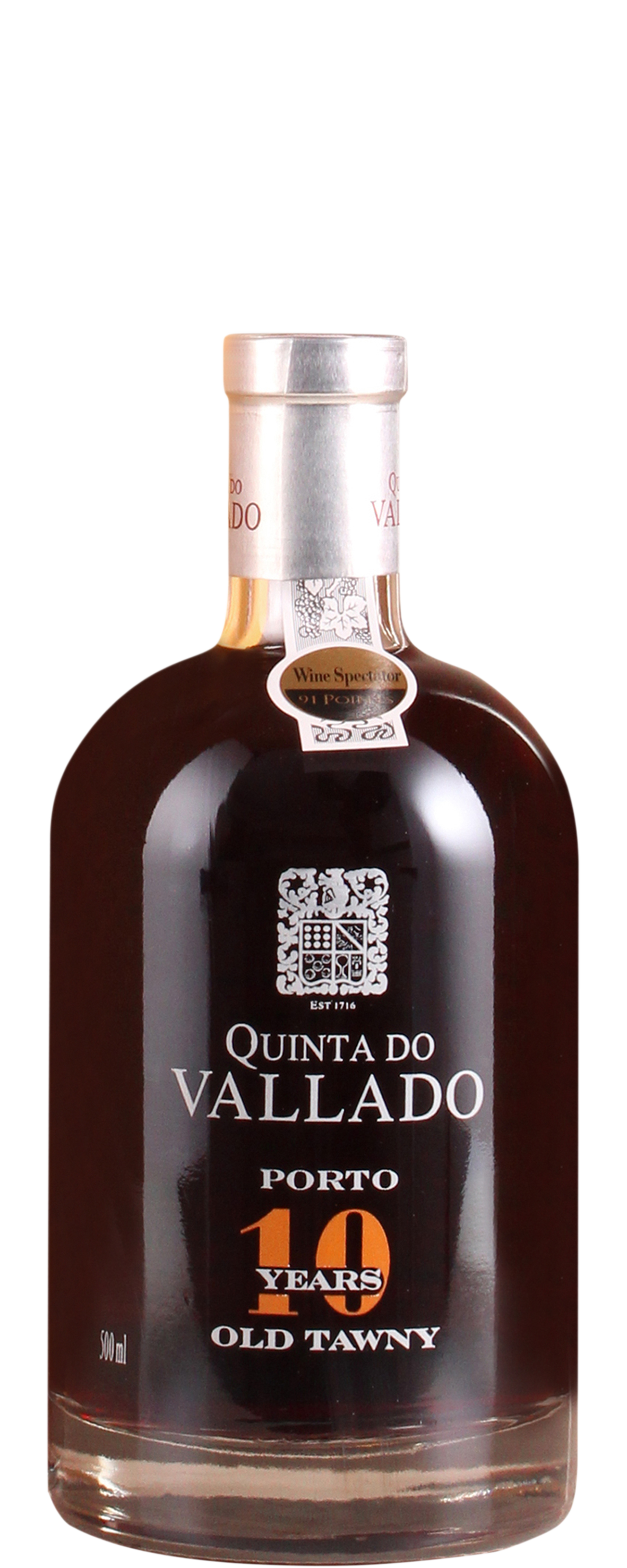 10-years Old Tawny Port, 20% vol.