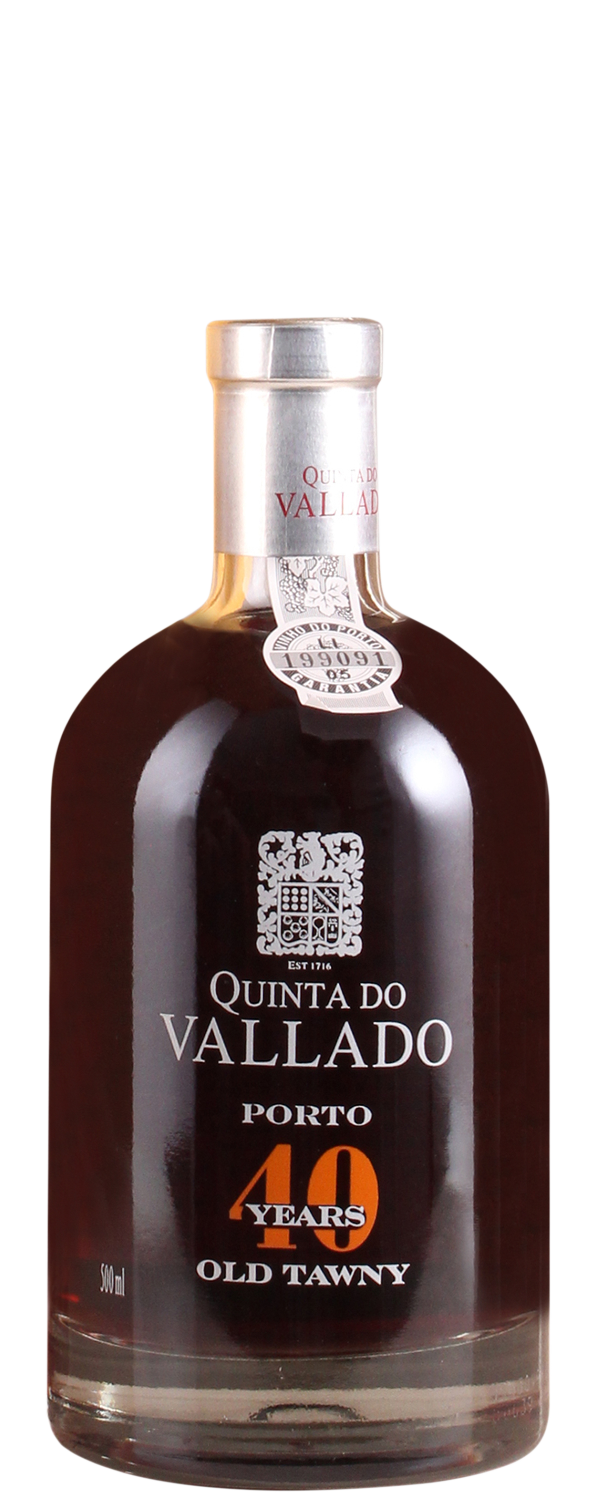 40-years Old Tawny Port, 20.5% vol.