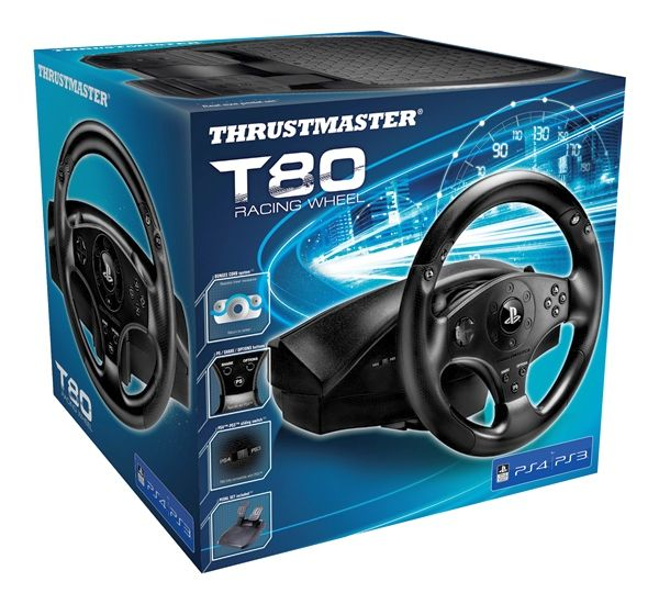 Thrustmaster Gaming-Lenkrad »Thrustmaster T80 Racing Wheel«