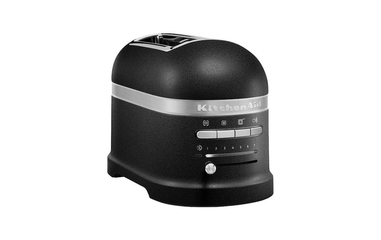 Toaster Schwarz matt, KitchenAid, »5KMT2204«