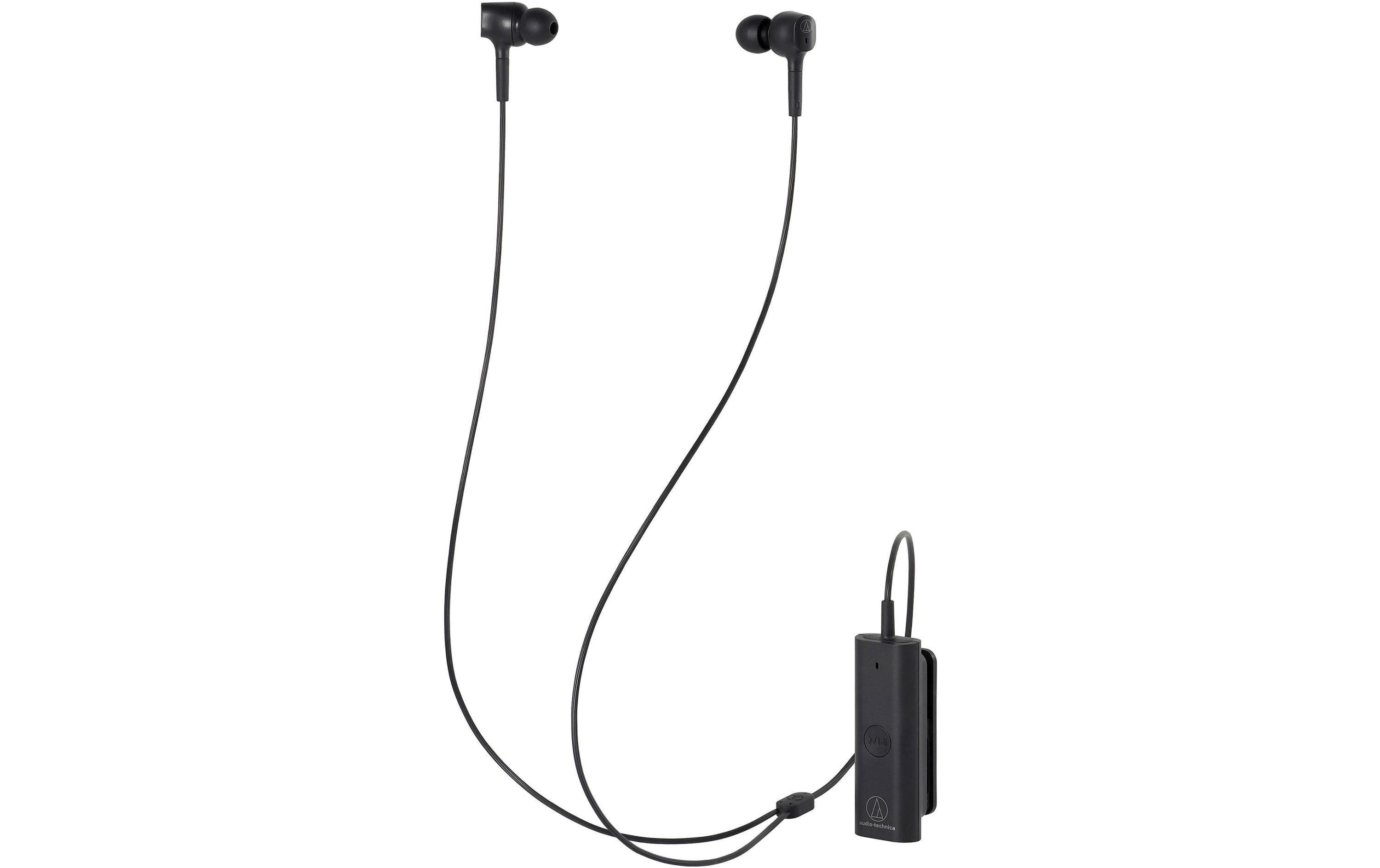 Wireless In-Ear-Kopfhörer, Audio-Technica, »ATH-ANC100BT Schwarz«