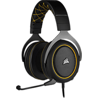 CORSAIR HS60 Pro Surround - Gaming Headset (Gelb)