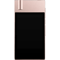 COWON SYSTEMS Plenue J - MP3 Player (64 GB, Roségold)