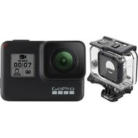 GoPro Hero 7 black inkl. Super Suit Actioncam