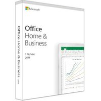 Office 2019, Microsoft, »Home and Business Box, IT«