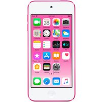 APPLE iPod touch (2019) - MP3 Player (256 GB, Pink)