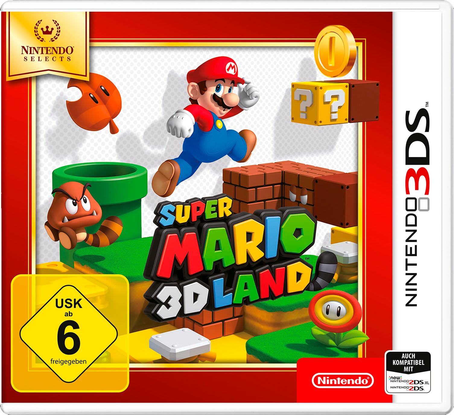 3DS - Super Mario 3D Land Selects