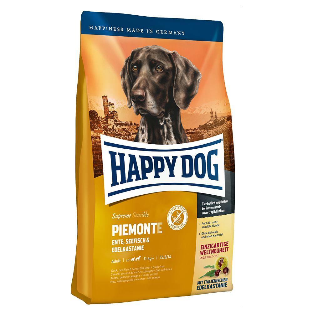 happy dog supreme sensible piemonte 10 kg. Black Bedroom Furniture Sets. Home Design Ideas