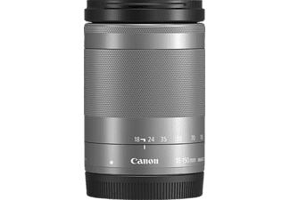 Canon Ef-M 18-150mm 3.5-6.3 IS STM Silver Objektiv