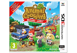 3DS - A. Crossing New Leaf /I