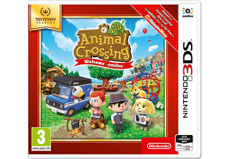 3DS - A.Crossing New Leaf Sel /F